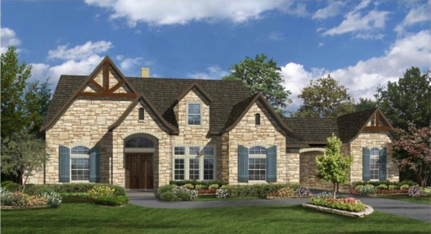 Build On Your Own Lot Houston – Custom Home Builder Design Tech