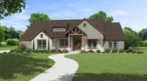 Texas Hill Country Home Elevations