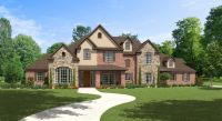 4,267 Sq Ft House Plan - 4 Bed 3.5 Bath, 2 Story - The ...