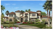 6 159 Sq Ft House Plan - 5 Bed 4 2 Bath Story
