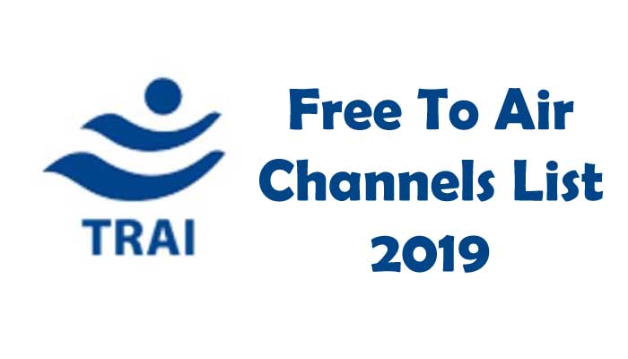 Latest Updated Free to Air Channels in india 2019 - Commercial DTH
