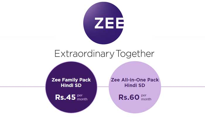 Zee Value Pack marathi