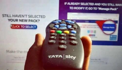 Tata Sky 153 Pack 2019 Channel List & Network Fee (NCF)