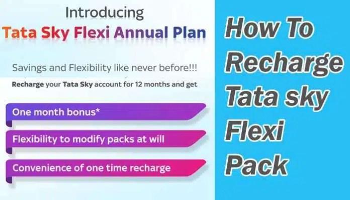 Tata Sky Flexi Annual Plan