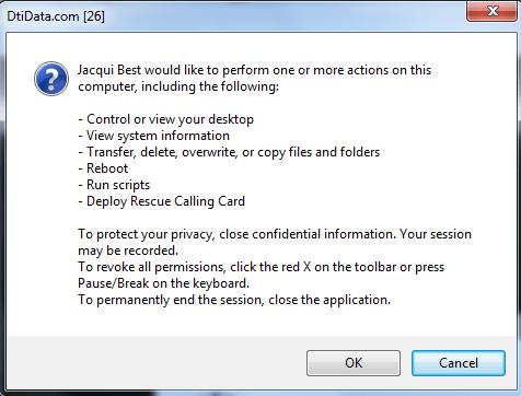logmein-permission
