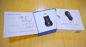 ChromeCast, Google