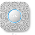 Nest Protect Smoke and CO Detector