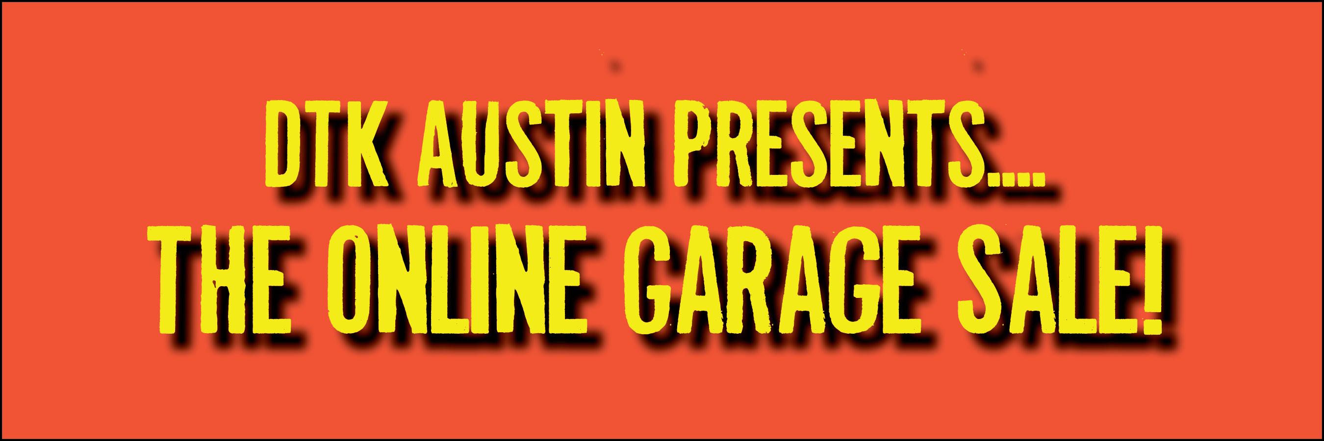 OnlineGarageSale  DTK Austin Styling