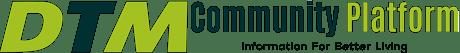 DTM Community Platform Logo