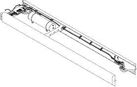 Business Class M2 106 Anti-Lock Brake System Single Axle