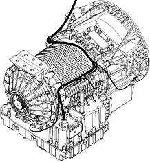 Allison Transmission Series, Allison, Free Engine Image