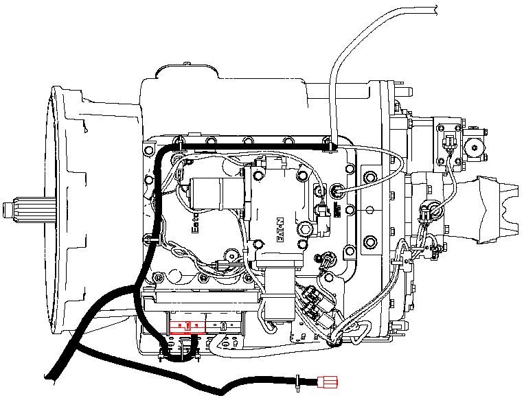 Business Class M2 106 EPA07 Eaton Manual Transmission