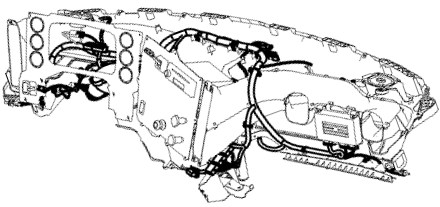 Freightliner M2 Dash Wiring Diagram. Parts. Wiring Diagram