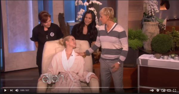 Dtox Day Spa On The Ellen Show, Dtox Day Spa