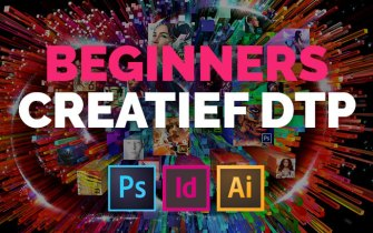 3 dagen Creatief DTP met Adobe InDesign, Illustrator en Photoshop