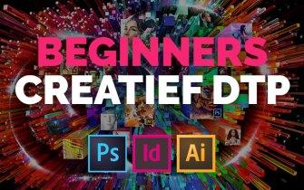 3 dagen Creatief DTP met Adobe InDesign, Illustrator en Photoshop