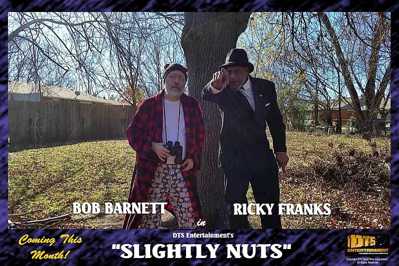 "Lobby Card for the DTS Entertainment Comedy Film, ""Slightly Nuts"""