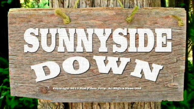 "Derek Taylor Shayne as: ""Sunnyside Down"""