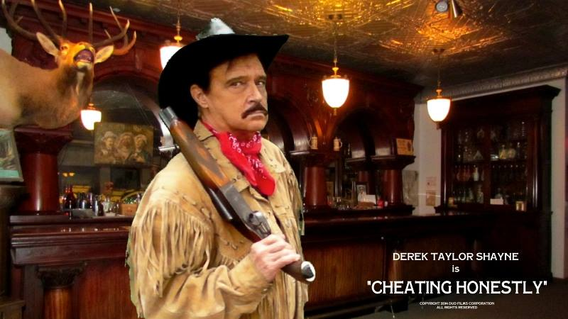 """Lobby Card for the DTS Entertainment Comedy Film, """"Cheating Honestly"""""""