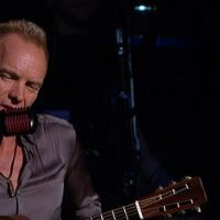 "STING: ""Live in Berlin"", disponible en Blu-Ray (zone A)"