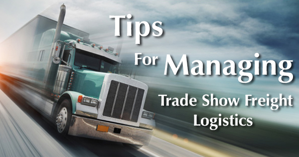 trade show freight