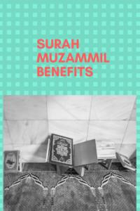 Surah Muzammil benefits   Importance of reading Surah Muzammil - Surah Muzammil ki fazeelat aur faiday