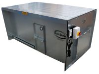 Dust Extraction Table | Downdraft Grinding Table | DualDraw