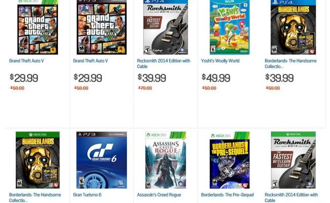Gamestop S Summer Sale Offers Deals On Xbox One
