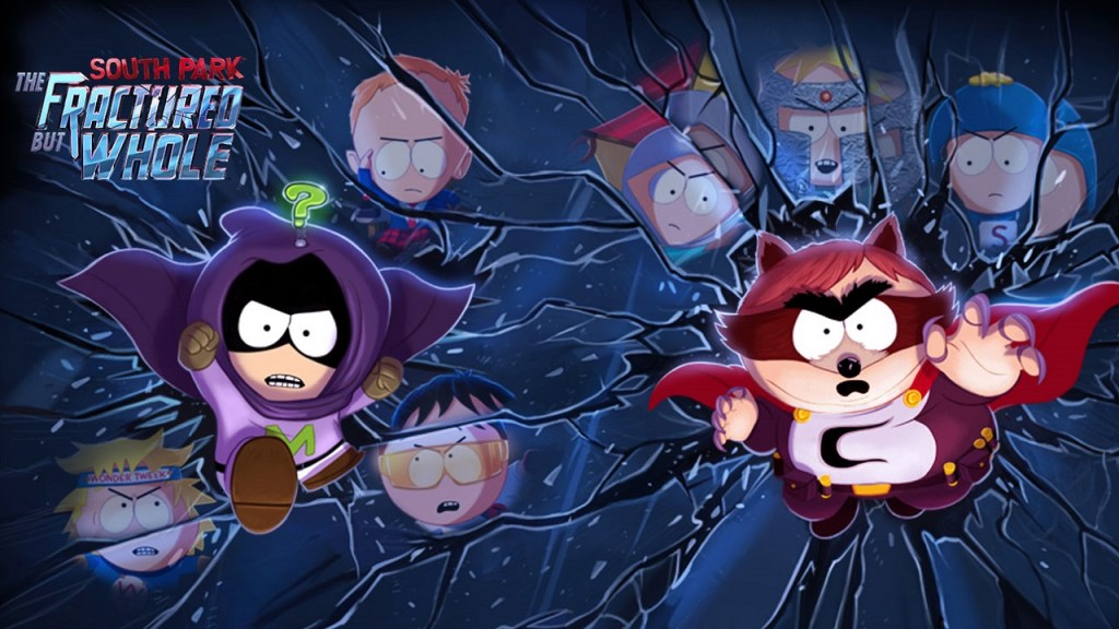 Image result for south park the fractured but whole