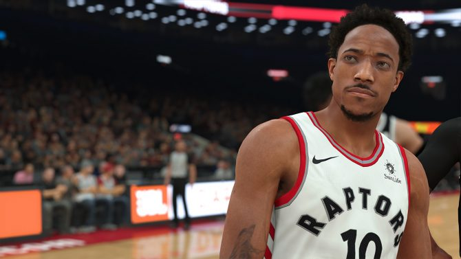 NBA 2K18 Review -- A Euro Step in a New Direction