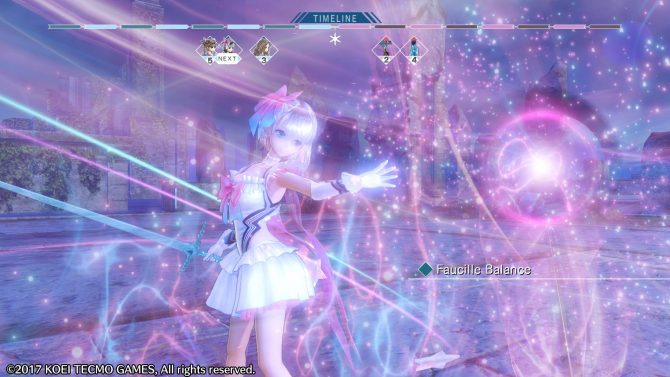 Blue Reflection Review -- What It Takes to Be a Magical Girl