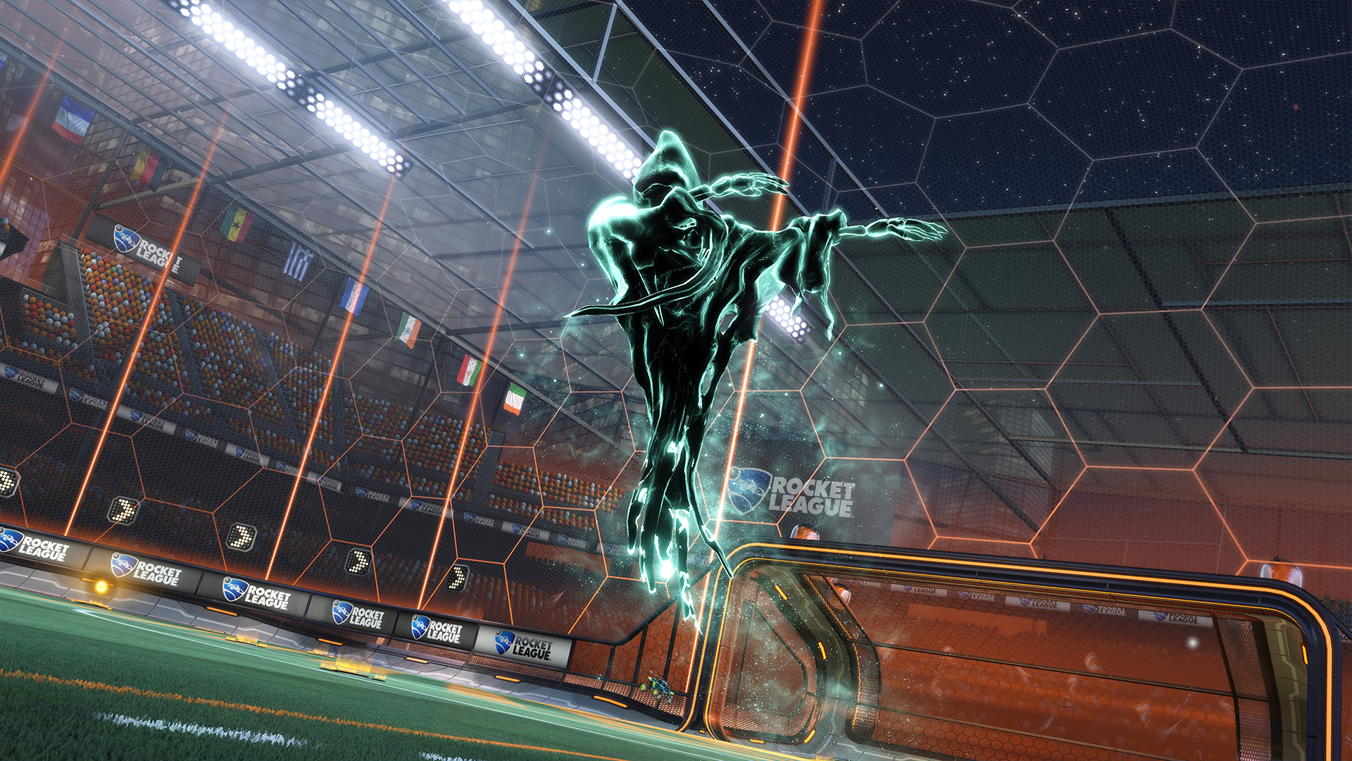 Rocket League's Halloween Event Offers Solution to Loot Crate Woes