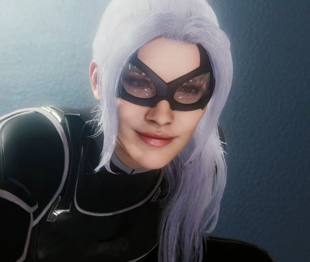 Marvels Spider Man Trailer Reveals The Black Cats Look In The