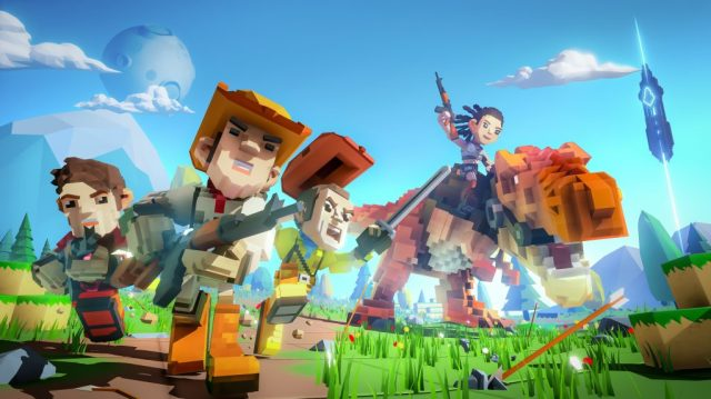PixARK is Ready for a Full PC, PS4, Xbox One, and Nintendo