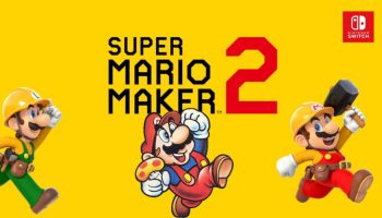 Super Mario Maker 2 Level
