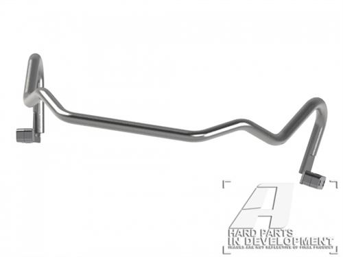 AltRider Upper Crash Bars for the BMW F 850 / 750 GS