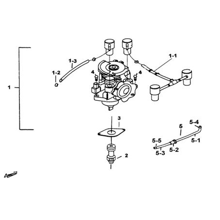 TGB Hornet 90cc Engine Parts
