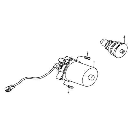 TGB Hornet 90cc Electrical Spare Parts