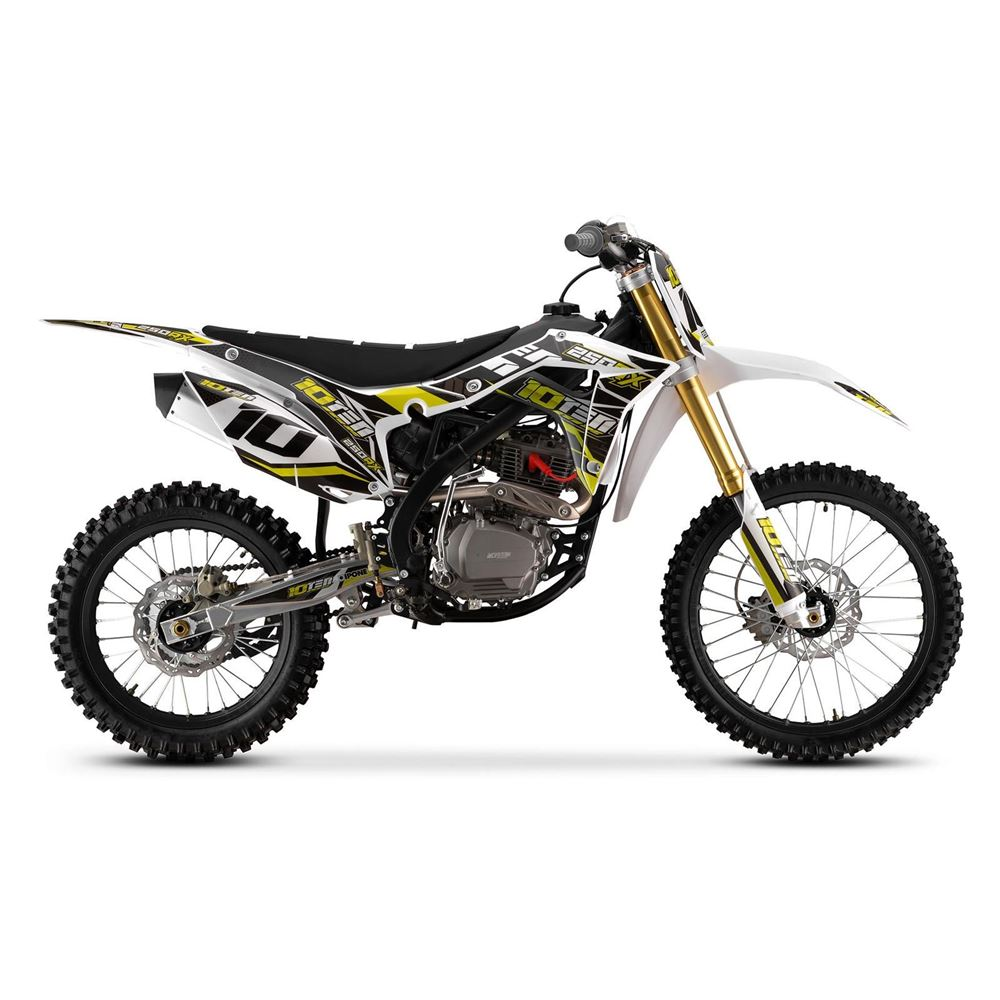 10Ten 250RX 250cc 21/18 Dirt Bike