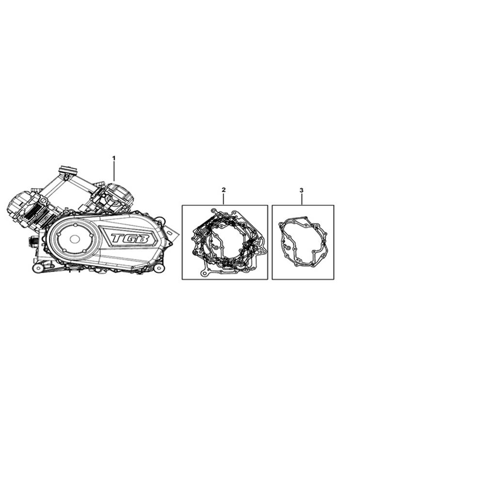 medium resolution of blade 1000lt deluxe engine assembly