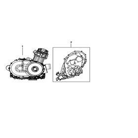 TGB 550 SL IRS Engine Spares