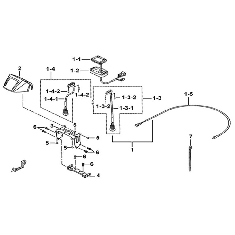 Tgb Blade 425 Electrical Parts Speedometer