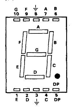 FPGA Beginner's Series, 12: Driving a 7-Segement Display