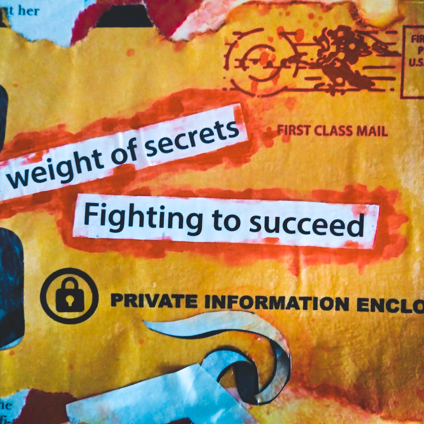 The Weight of Secrets, Fighting to Succeed…
