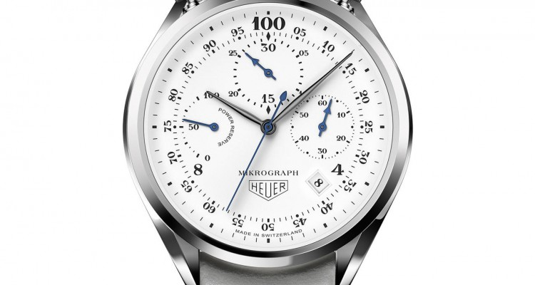 Review The Steel Case Tag Heuer Carrera Mikrograph 100th