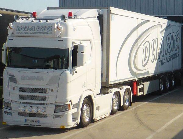 Scania R500 Duarig Bizien