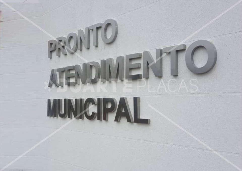 PRONTO ATENDIMENTO MUNICIPAL
