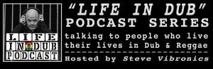 life in dub podcast logo