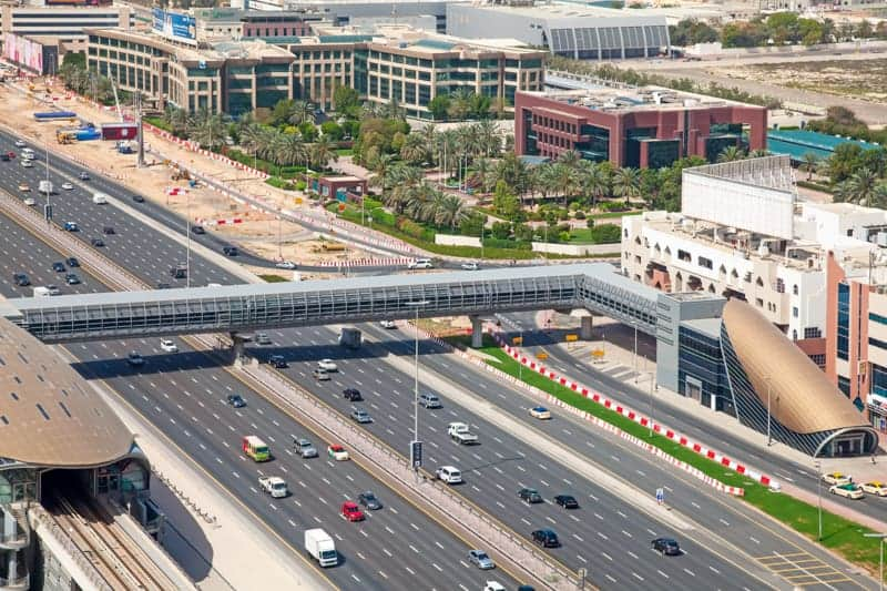 Business Bay Metro Station Dubai Metro For Business Bay