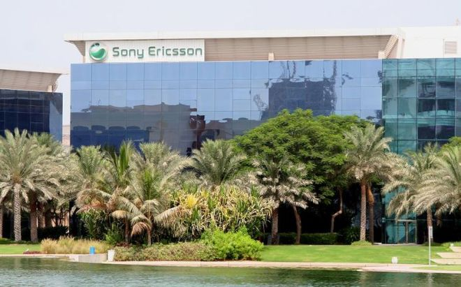 The Sony Ericsson building at Dubai Internet City (CC/Sujit Sivanand)